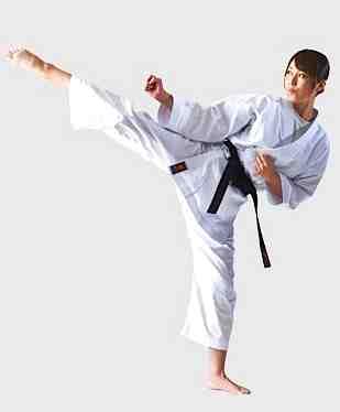 Karategi Tokyodo Athlete-1