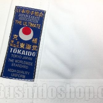 Label karate Tokaido JKA