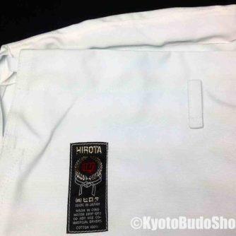Pantalon karate Hirota 163 ©KyotoBudoShop