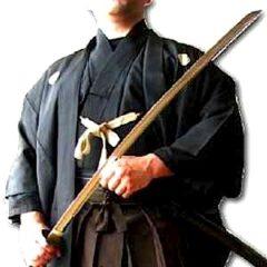 Ancien Haori & kimono samourai