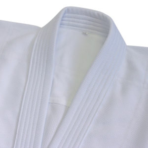 "Dogi Aikido polyester Sashiko Kuh Tozando ""Made in Japan"""