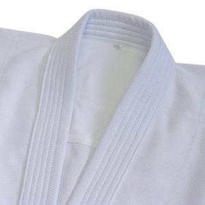 """Dogi Aikido polyester Sashiko Kuh Tozando """"Made in Japan"""""""