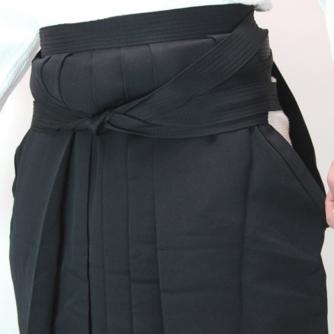 Luxe hakama aikido Tozando polyester Ume AH-500 Premium (Code- AH-500 ) 1