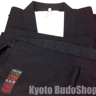 NinjutsuGi Kimono Ninjutsu Tokaido Sab Kongo Kyoto BudoShop 1