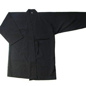 Dogi iaido noir Toray Tetrex® Tozando Taille 2 (150~159cm)