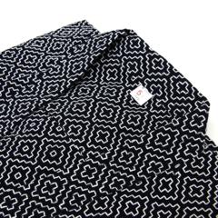 """Dogi Kendo Edo Zashi bleu marine """"Made in Japan"""""""