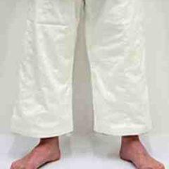 Pantalon Aikido