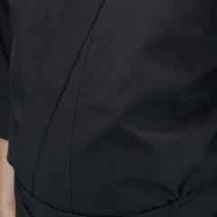 KeikoGi IaidoGi Dogi Okumi Tetron Standart Tozando noir taille 4