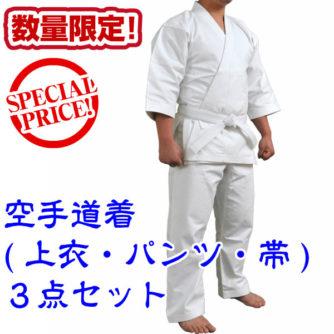 Karategi débutant Tozando