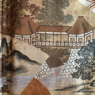 Temple japonais de montagne