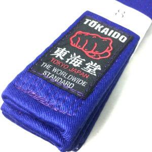 Ceinture violet Karate Tokaido BLP Kobushi Taille 8 (325cm)
