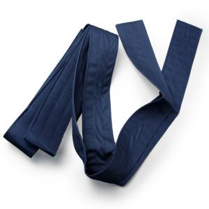Ceinture iaido coton couleurs Tozando